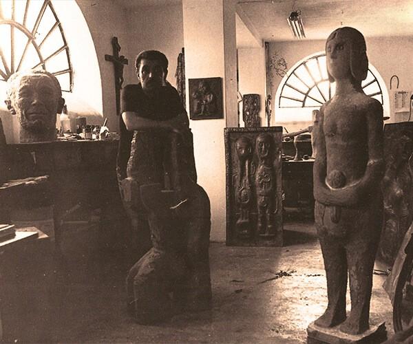 Gioielli scultura, Gioielli anni '30 – '70