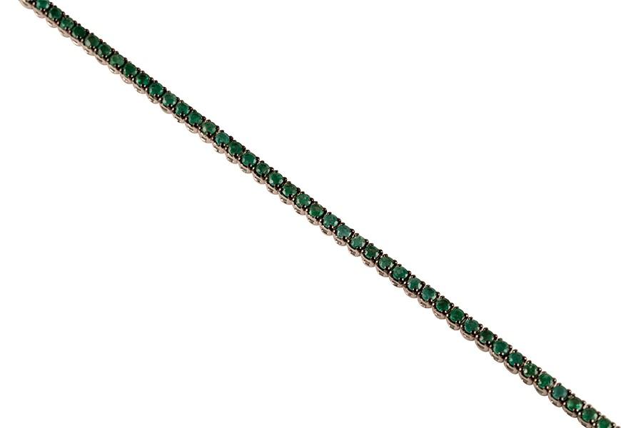 Tennis con smeraldi