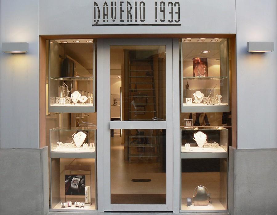 Daverio gioielli, Storia Daverio gioielli